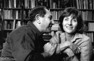 Ugo Mulas, ritratto di Lica e Albe Steiner