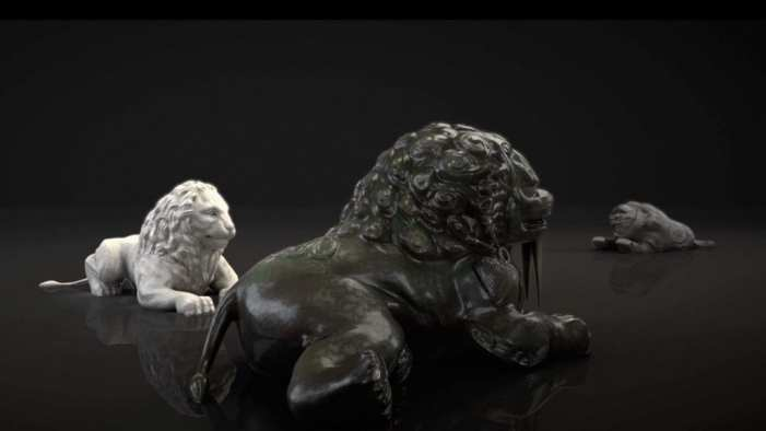 Ivan Argote, Blind Kittens (2014), video, 4.03 min, Courtesy of the artist and Galerie Perrotin