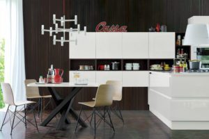 Veneta Cucine presenta il nuovo modello Oyster