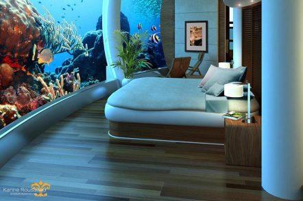 Podeison Undersea Resorts
