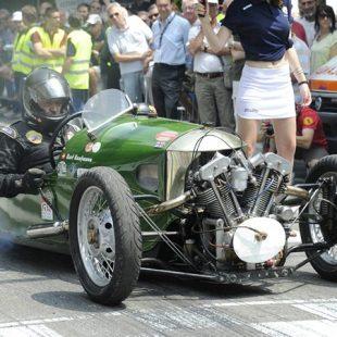 lifestyle motori silver flag castell'arquato vernasca per auto storiche. coraggio senza limiti