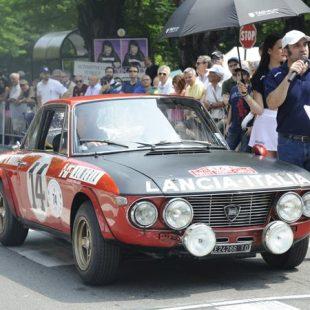 lifestyle motori silver flag castell'arquato vernasca per auto storiche.Lancia-HF