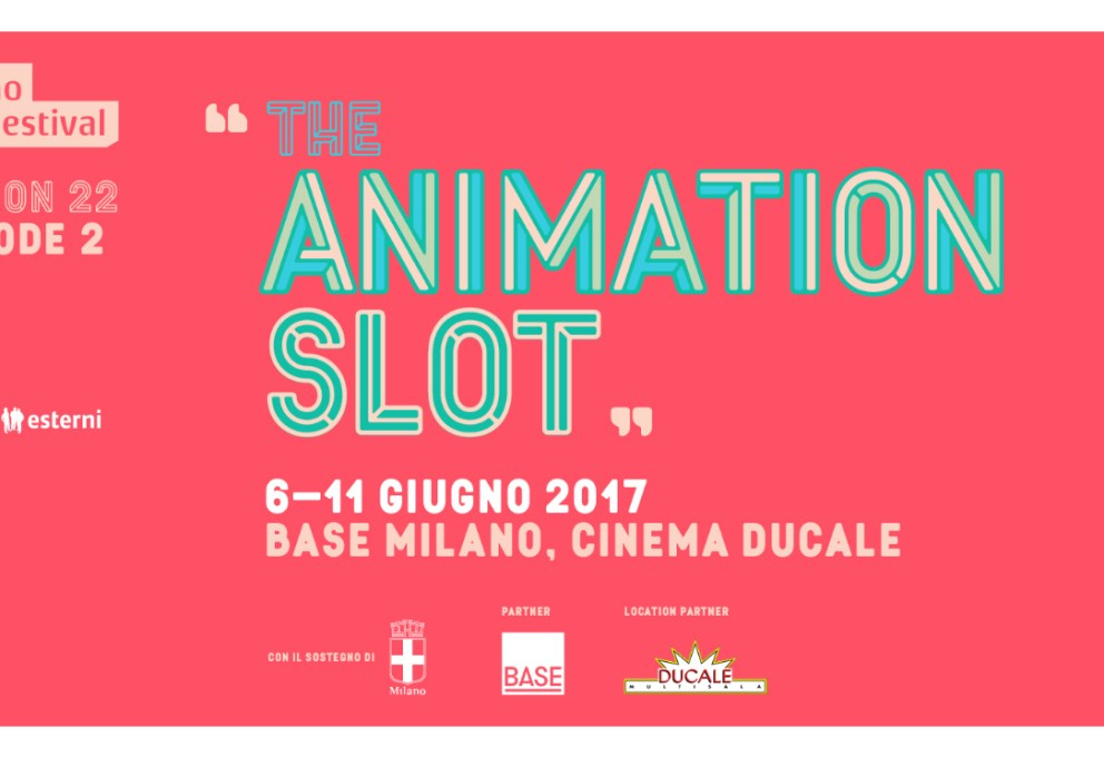 MILANO FILM FESTIVAL: THE ANIMATION SLOT