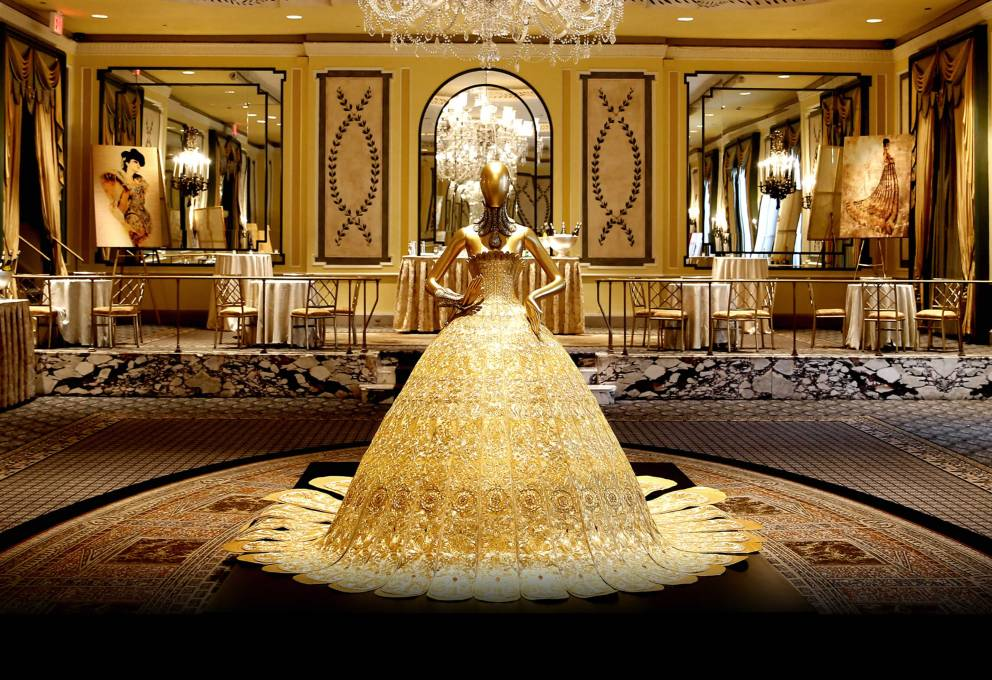 Guo Pei: First Chinese Designer to Present at French Couture Week