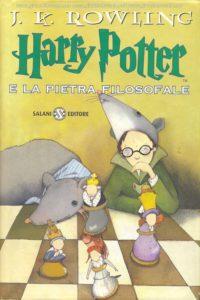 mame libri HARRY POTTER COME TUTTO EBBE INIZIO copertina