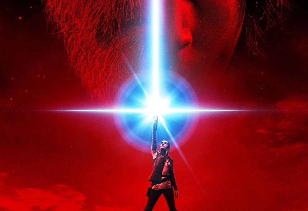 STAR WARS 'THE LAST JEDI': LE NUOVE FOTO RIVELATRICI