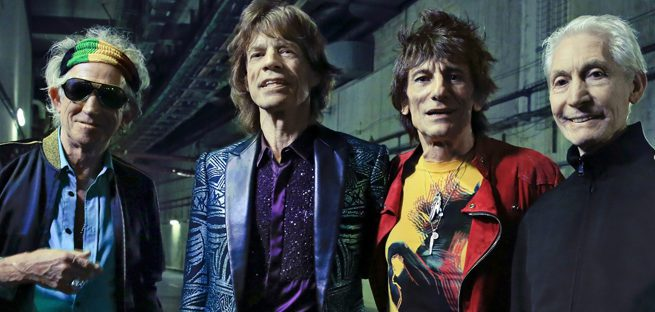 ROLLING STONES IN CONCERTO A LUCCA