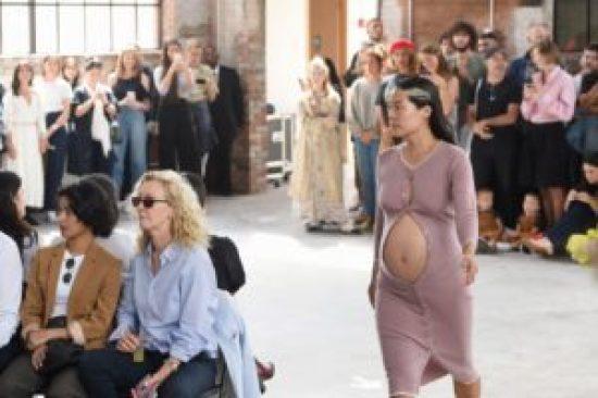 Fashion: Spring 2018 New York Fashion Week. Eckhaus Latta