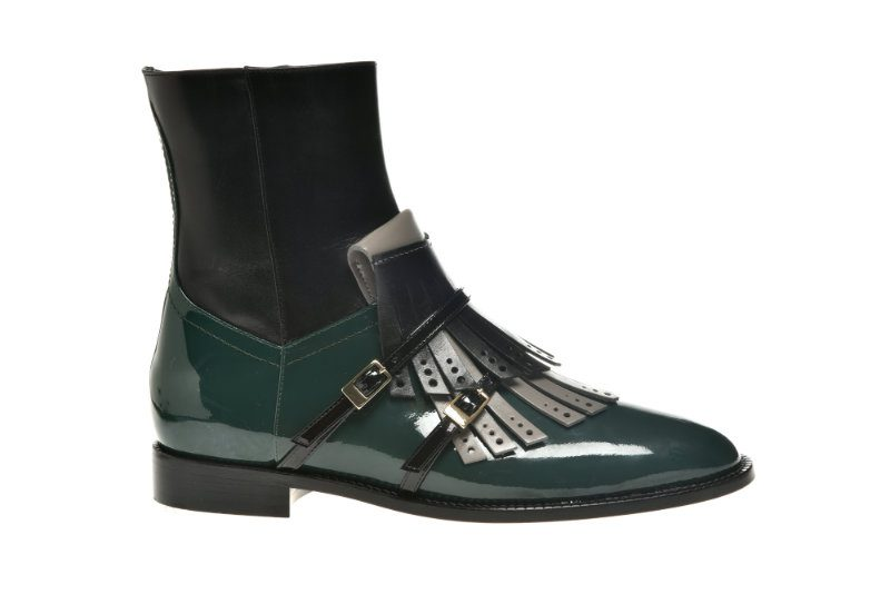 3c4ef79465 Mame Moda Pollini autunno inverno 18-19 la collezione del mood vintage.  Anckle boots