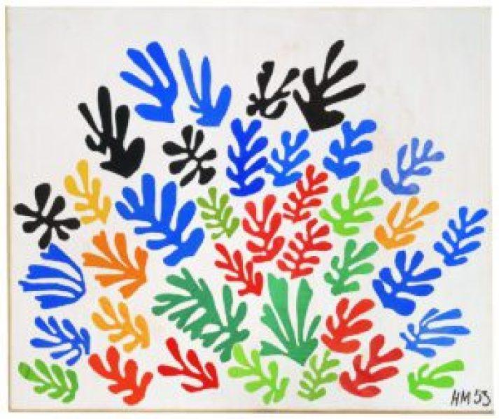 mam-e arte HENRI MATISSE. SULLA SCENA DELL'ARTE, A BARDHenri-Matisse-The-Sheaf
