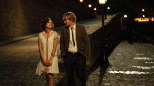 mame cinema MIDNIGHT IN PARIS DI WOODY ALLEN - STASERA IN TV scena