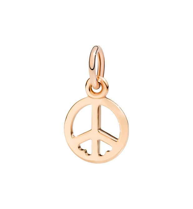 mame lifestyle DODO - I NUOVI CIONDOLI DELLA SUMMER COLLECTION simbolo della pace