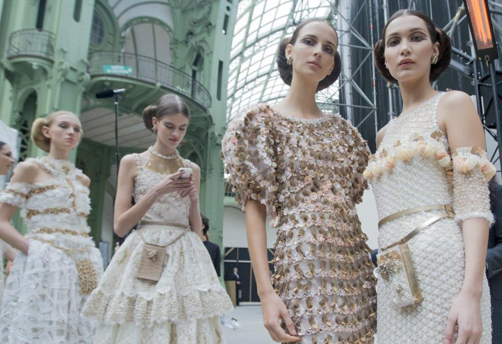 CALENDARIO HAUTE COUTURE FALL WINTER 2018-19