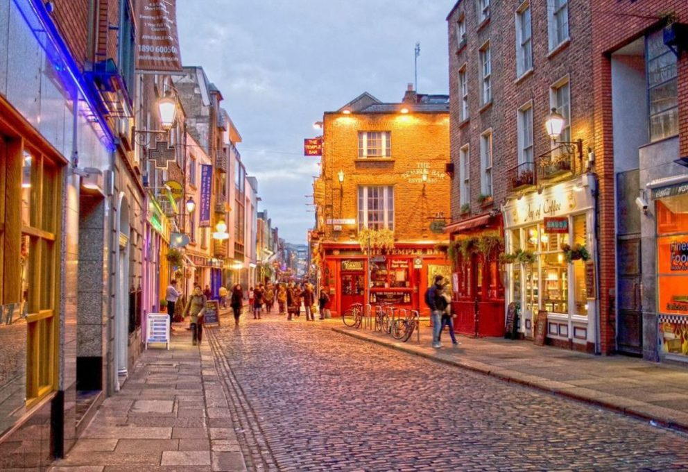 #MAMEHOLIDAYS – DUBLINO, LA CAPITALE IRLANDESE