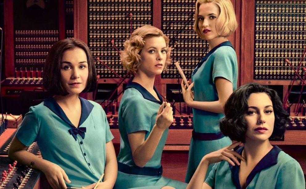 Serie TV Le ragazze del centralino