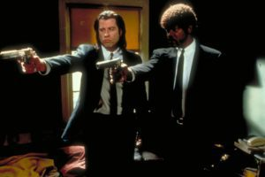 mame cinema PULP FICTION - STASERA IN TV IL CULT DI TARANTINO scena