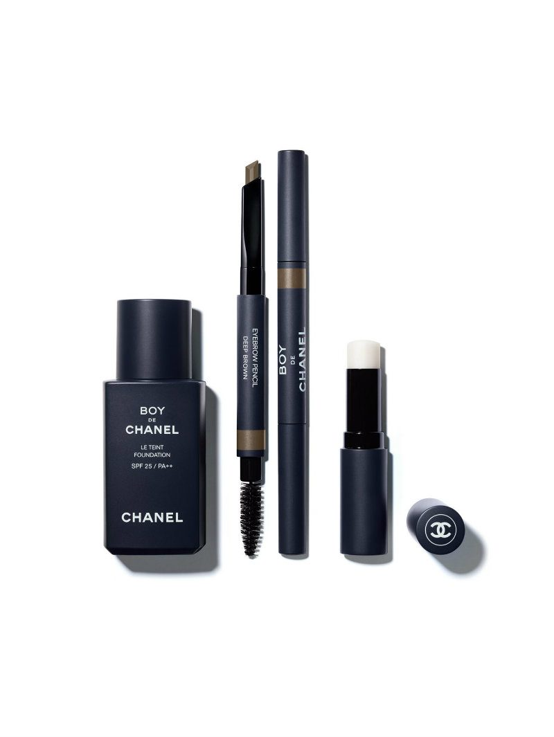 Mame Moda Boy de Chanel in arrivo la linea make-up uomo. Boy de Chanel