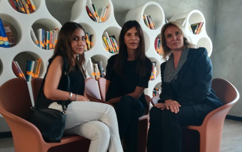 GIUPPY E FIAMMA IZZO – L'ARTE DEL DOPPIAGGIO