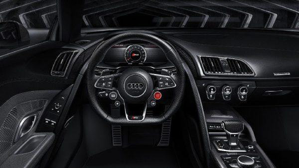 Audi Drive Select nella nuova Audi R8 Performance