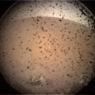 Atterraggio su Marte della sonda InSight