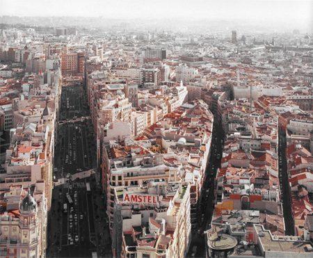 Mame arte VINCENZO CASTELLA: LA GRANDE FOTOGRAFIA DI PAESAGGIO.Madrid 2006