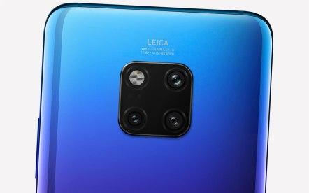 Huawei Mate 20 Pro in collaborazione con Leica