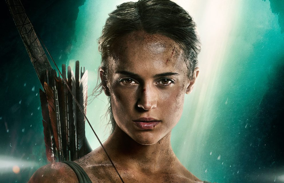 TOMB RAIDER 2018 – STASERA IN TV ALICIA VIKANDER