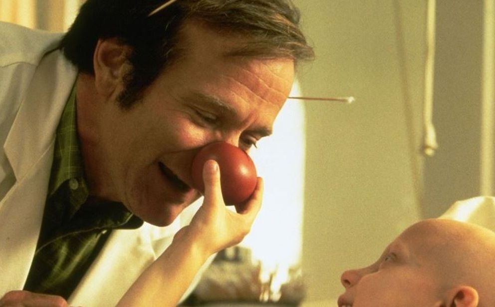 PATCH ADAMS – STASERA IN TV UNA STORIA VERA