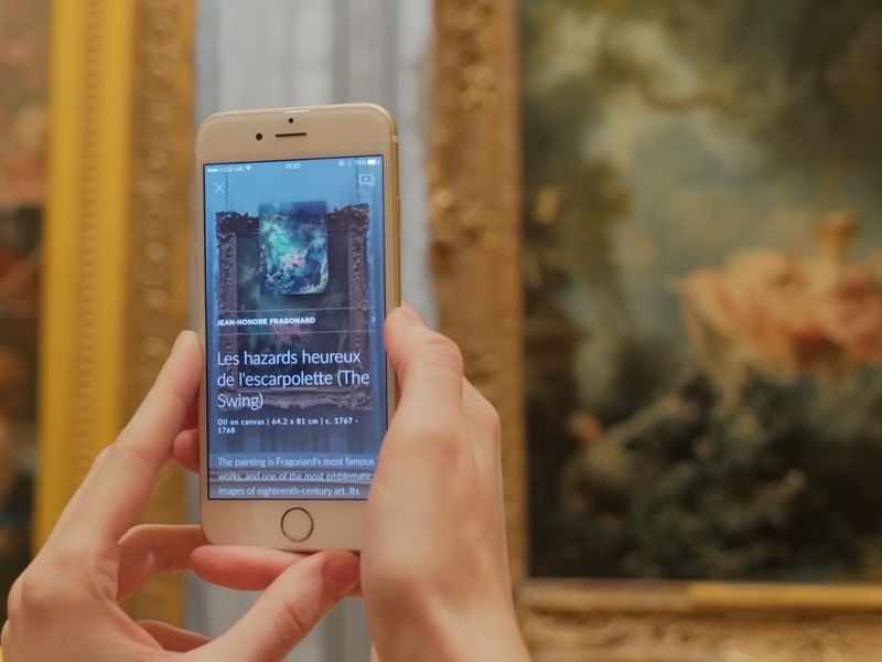 Le 5 NUOVE app sull'arte 2019