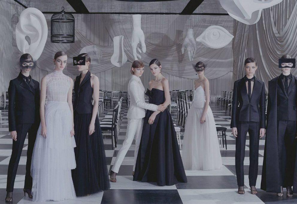 CALENDARIO HAUTE COUTURE PRIMAVERA-ESTATE 2019