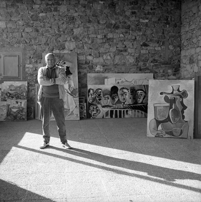 Cecil Beaton, dal fotogiornalismo al cinema. Pablo Picasso