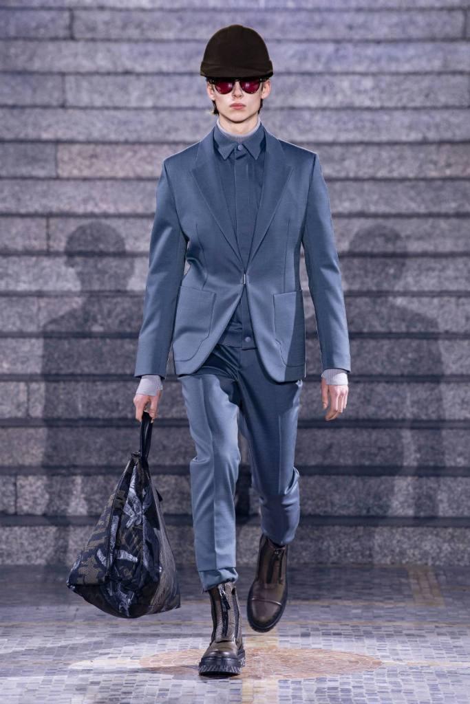 Ermenegildo Zegna, il caput mundi della sartoria. completo tailoring