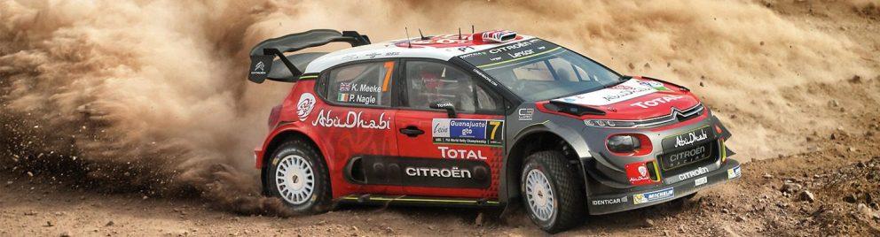 Citroen Italia debutta nel Campionato Italiano Rally con una C3 R5