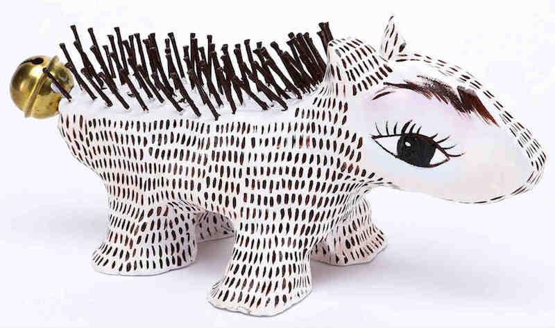 """Sebastien Notre presenta """"Buy me a dog"""" a Milano"""