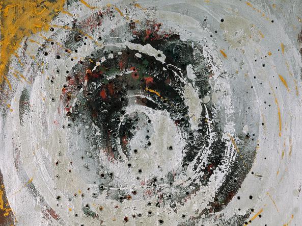 Mame arte LUCIO FONTANA: L'OMAGGIO DI NEW YORK Lucio Fontana - Concetto spaziale - 1951-k2tH-U30902105144153nQH-593x443@Corriere-Web-Sezioni