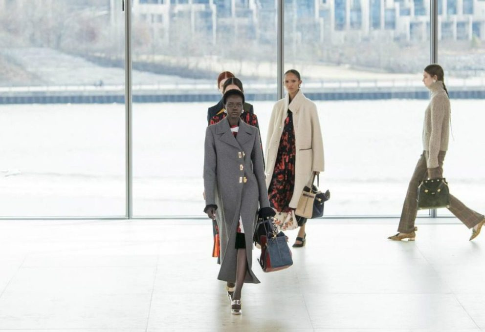 TORY BURCH FALL 2019 E IL BLACK MONTAIN COLLEGE