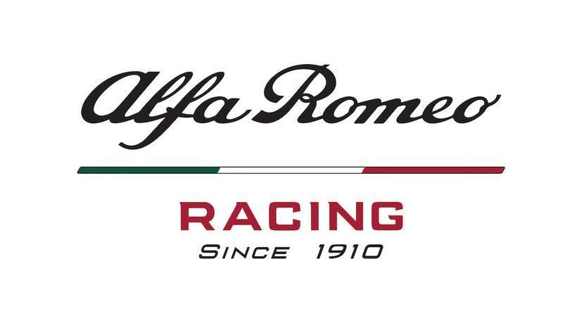 Alfa Romeo Racing - il logo