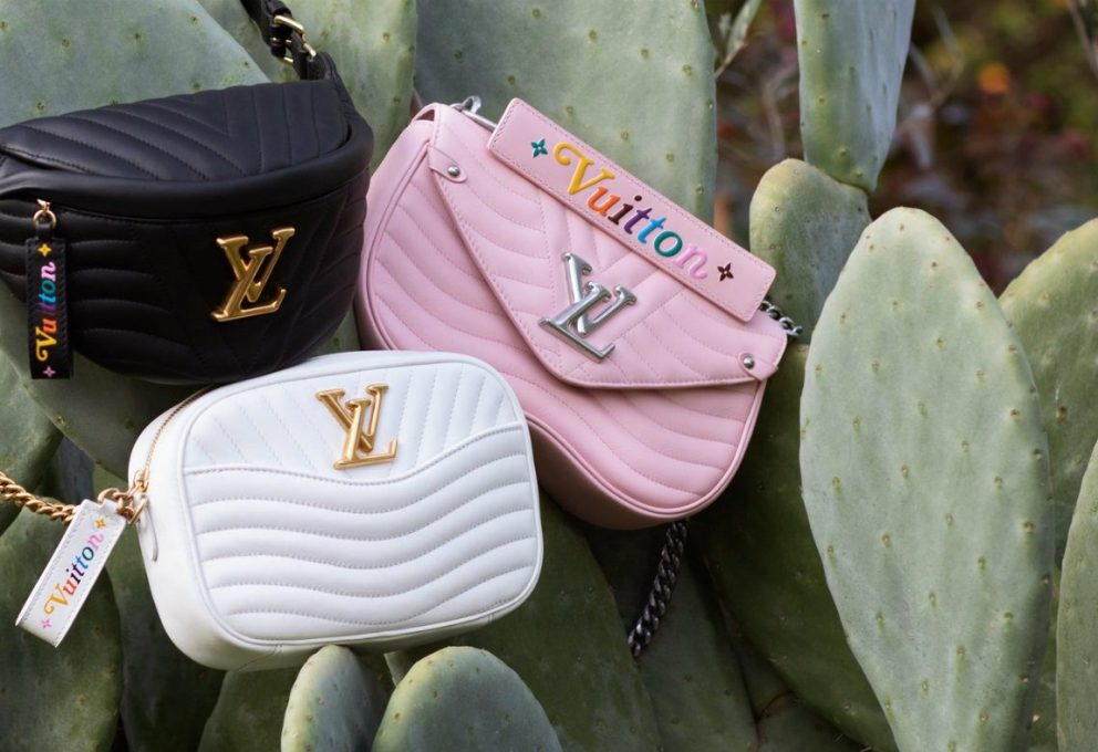 LOUIS VUITTON NEW WAVE: LE BORSE ESCLUSIVE