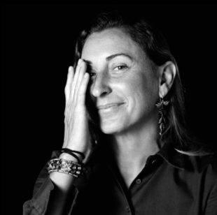 Miuccia Prada portrait