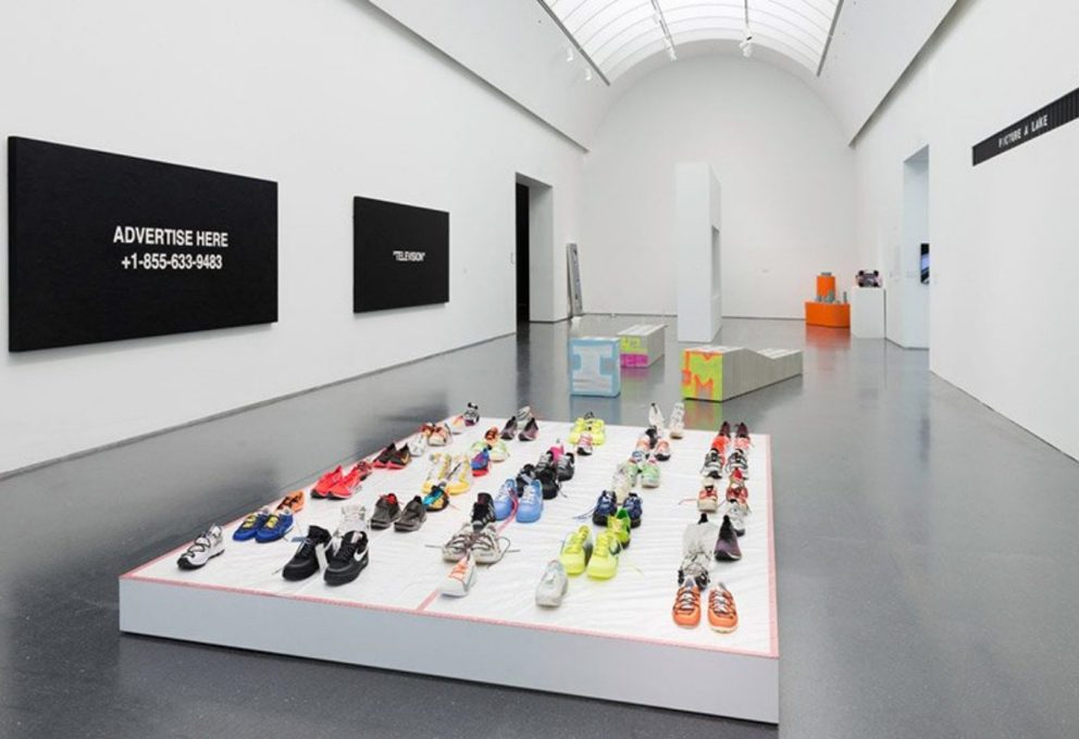 FIGURE OF SPEECH: LA MOSTRA DI VIRGIL ABLOH