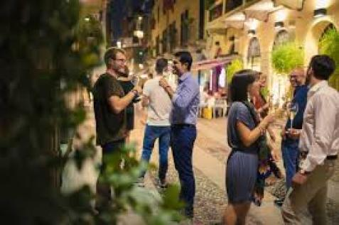 Mame food AL VIA LA SECONDA MILANO WINE WEEK Il distretto Franciacorta