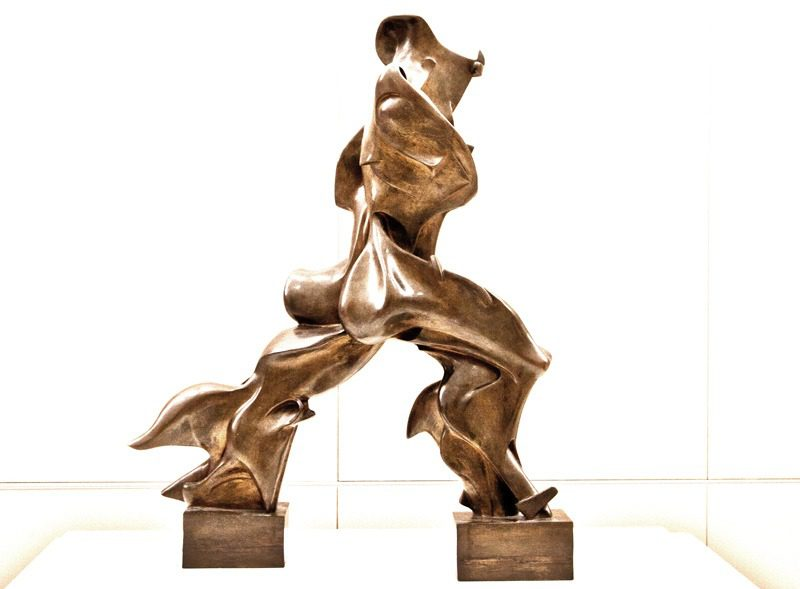 Arte: Umberto Boccioni