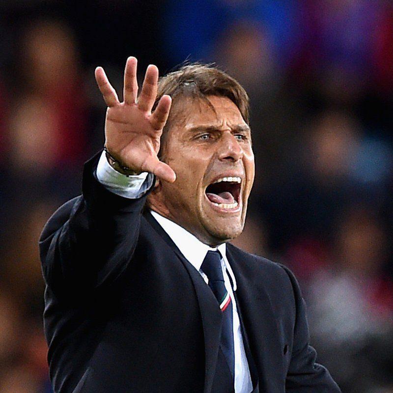 Antonio Conte, allenatore dell'Inter Borussia Dortmund-Inter Sensi in forse