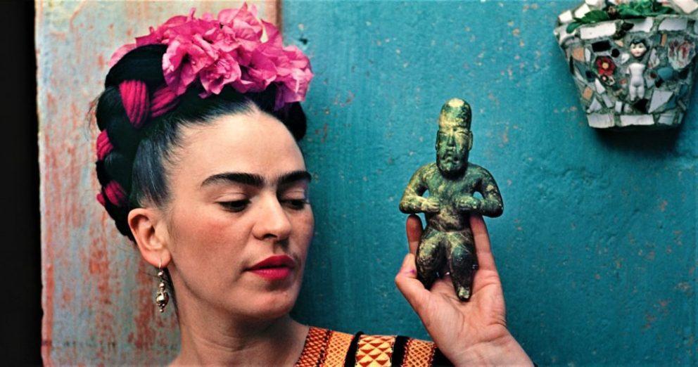 Spettacolo: Frida - viva la vida, il film sulle vite di frida kahlo