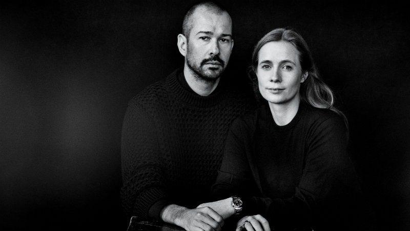 Lucie e Luke Meier