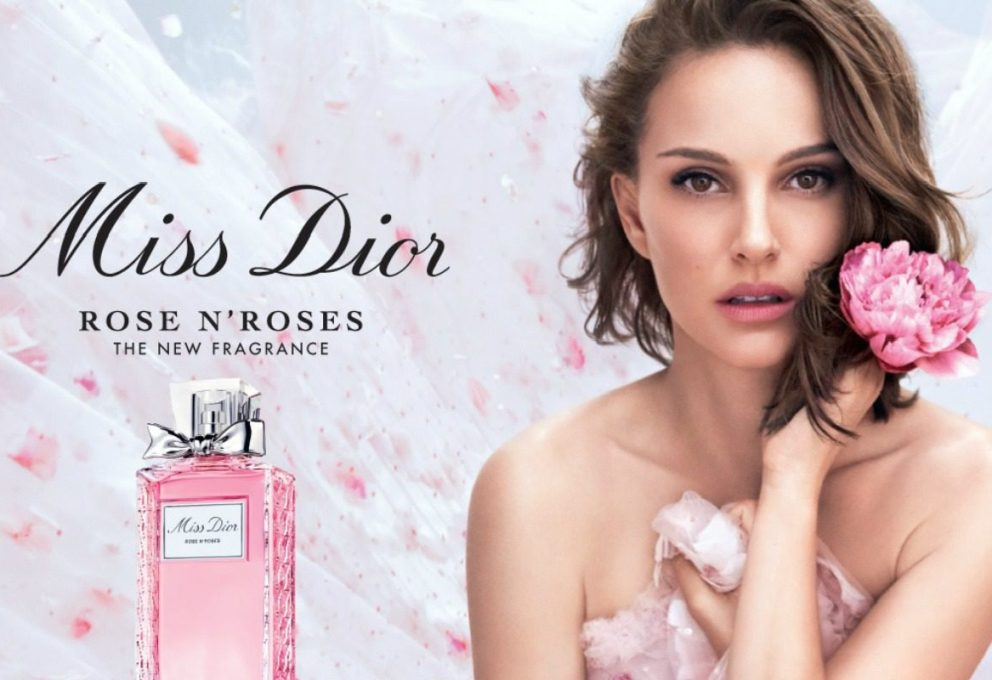 MISS DIOR ROSE N'ROSES, LA NUOVA FRAGRANZA