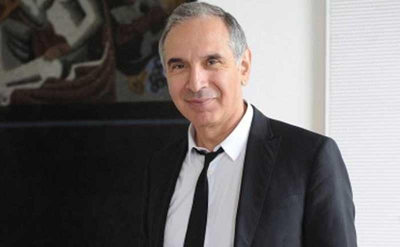 Carlo Capasa- presidente della camera nazionale della moda italiana