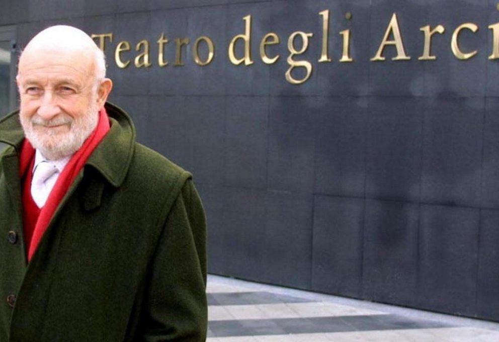 """VITTORIO GREGOTTI E LA """"SUA"""" MILANO"""