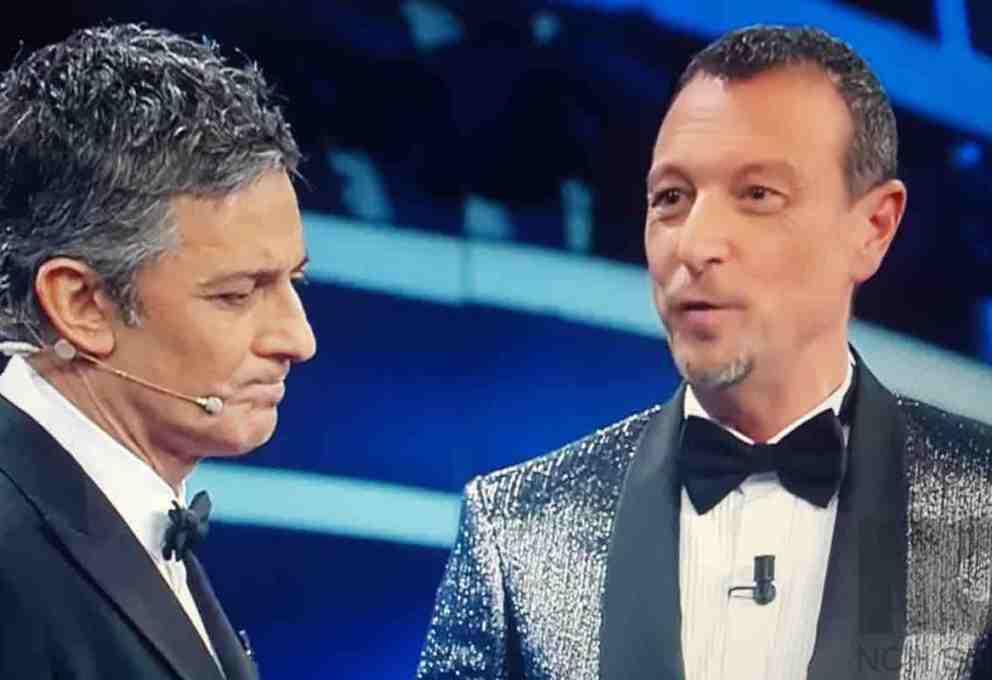AMADEUS, FIORELLO E IL FESTIVAL DI SANREMO 2021