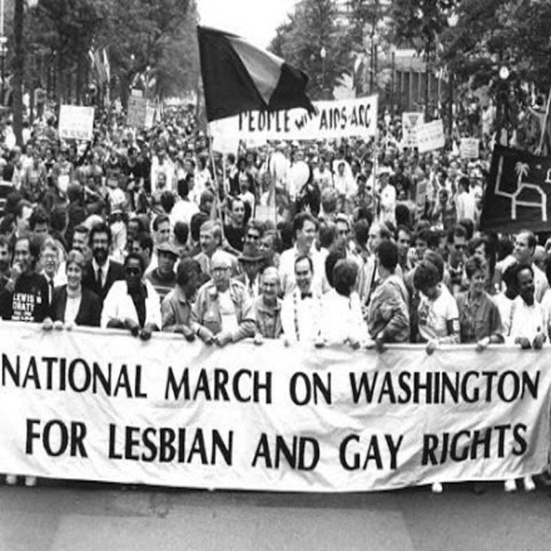 marcia gay Washington 1979